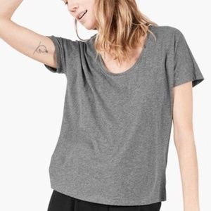 EVERLANE pima cotton short sleeve t-shirt XXS